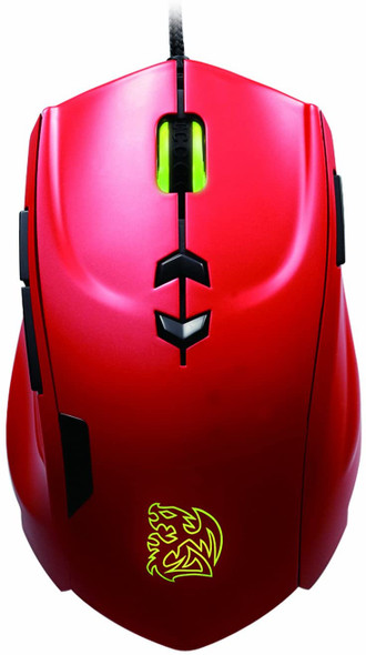 Thermaltake THERON BLAZING Red GAMING MOUSE | MO-TRN006DTL