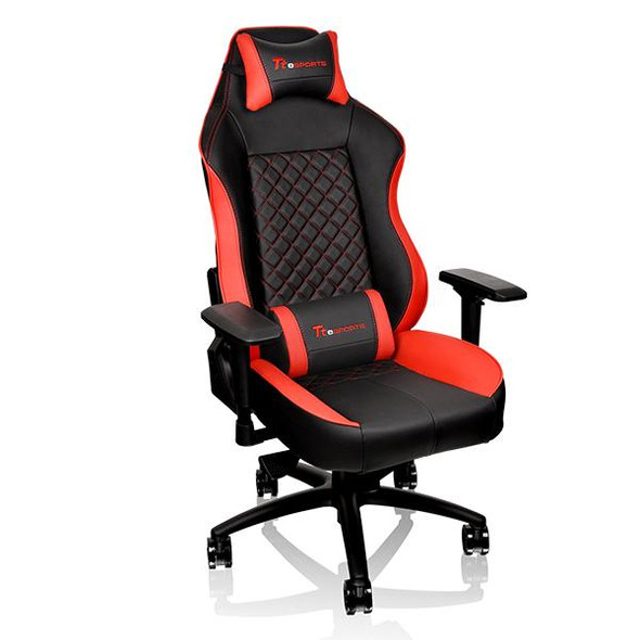 TT GT Comfort Professional Gaming Chair Red | GC-GTC-BRLFDL-01