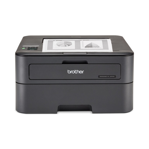 Monochrome Laser Printer with Automatic 2-sided Printing and Wireless Connectivity | HL-L2365DW
