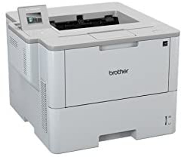 Brother laser printer 50/52 PPM, Duplex,Wireless, Gigabit Ethernet, 20,000 pgs inbox toner, NFC, Touch screen,150 K MDC | HL-L6400DW
