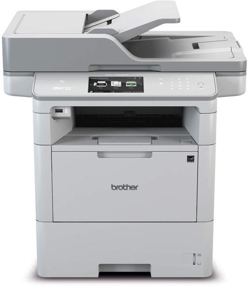 Mono Laser Multi-Function Printer 50 PPM,4 in 1 Multifunction, Duplex, Wireless, Network,1GB, 20,000 pgs inbox, NFC, Touch screen,150K MDC | MFC-L6900DW