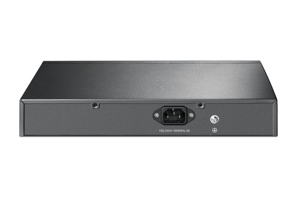 TPLINK 8-Port Gigabit Desktop/Rackmount Switch with 8-Port PoE+