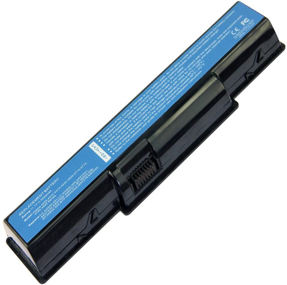 Replacement Battery Compatible with Acer Laptops | Laptop Battery for Acer Aspire 2930 4230 4310 4330 4520 4530 4710 4720 4730 4920 4930 4935 Series (AC1LBA14)
