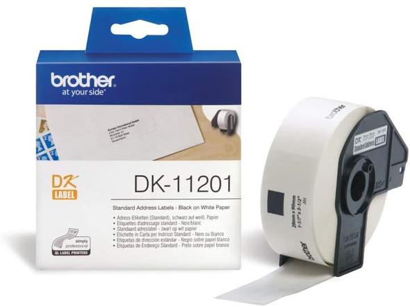Brother DK11201 DK Label (29 x 90mm)