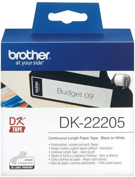 Brother DK22205 DK Label
