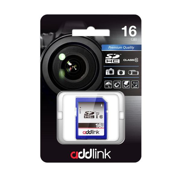 Addlink 16GB SDHC UHS-I (Class 10) | ad16GBSH310