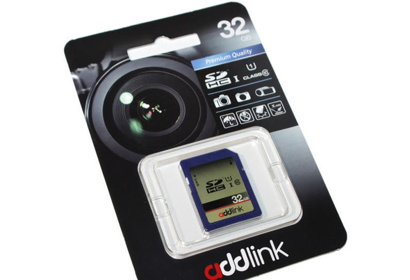 Addlink 32GB SDHC UHS-I (Class 10) | ad32GBSH310