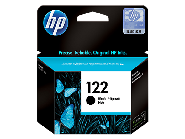 HP 122 Black Original Ink Cartridge (CH561HE)