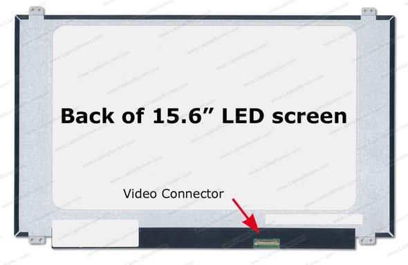 """N156HGA-EA3 30 Pin Slim 15.6"""" Full HD Replacement LCD screen For Laptop"""