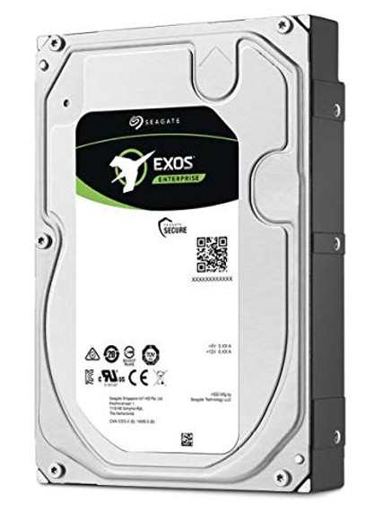 "Seagate Exos 3.5"" Sata Enterprise 8TB, 256MB Hard Drive | ST8000NM000A"