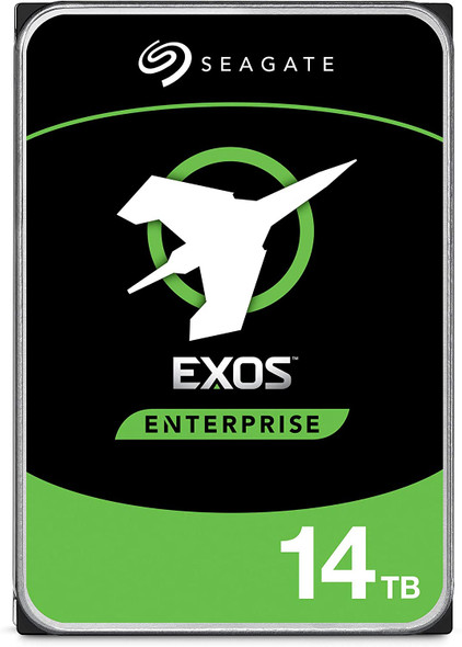 "Seagate Exos 3.5"" Sata Enterprise 14TB, 256MB Hard Drive 