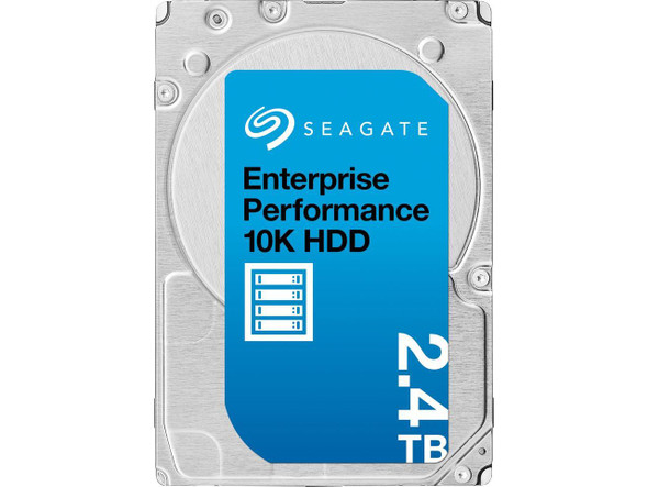"Seagate 2.40TB 2.5"" SAS 2400GB 10000rpm 256MB 12Gb/s Internal Hard Drive 