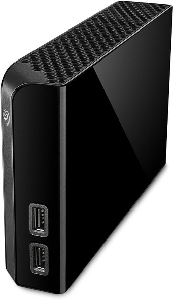 "Seagate 3.5"" USB3 4TB Back Up Plus Hub External Drive 