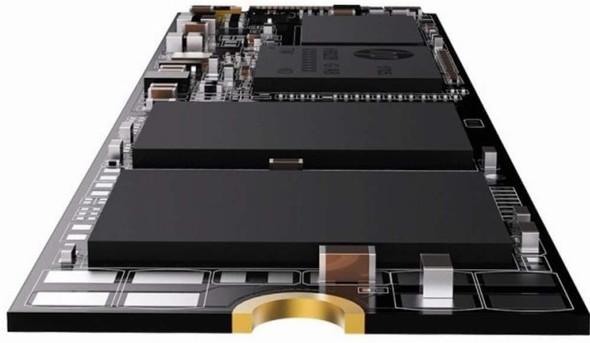 HP S700 250GB Solid State Drive M.2 (2280), SATA III   2LU79AA ABB