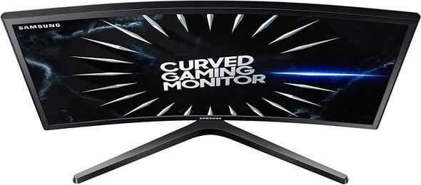 Samsung 24-Inch CRG5 144Hz Curved Gaming Monitor (LC24RG50FQNXZA) – Computer Monitor, 1920 x 1080p Resolution, 4ms Response, FreeSync, Game Mode, HDMI