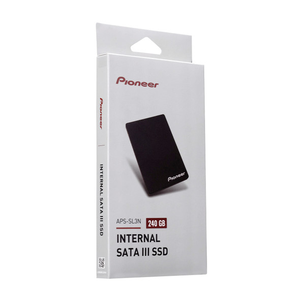 Pioneer SSD 240GB, 3D NAND | APS-SL3N-240