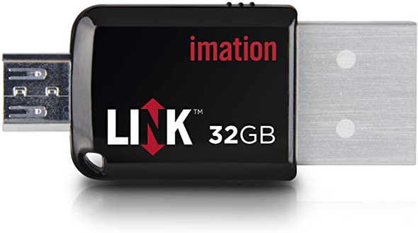 Imation 32GB Workspace USB 3.0 Flash Drive IK-W200-32GB