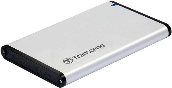 Transcend StoreJet USB 3.0 External Hard Drive Enclosure | TS0GSJ25S3