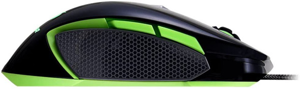 Cougar 450M Optical Gaming Mouse - Wired - 8 Configurable Buttons - 5000 DPI- Ambidextrous and Ergonomical Design - Black & Green | 450M
