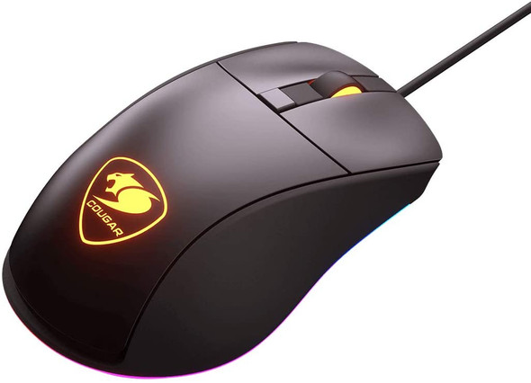 Cougar SURPASSION ST Gaming mice with PMW3250 Optical Sensor, RGB Lighting and Onboard DPI and Polling Rate Adjustment | SURPASSION ST