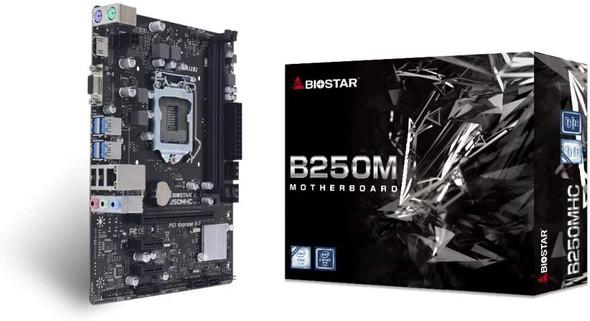 Biostar Motherboard | B250MHC