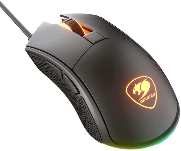 Cougar Revenger ST RGB Gaming Mouse with PixArt PMW3325 Optical Gaming Sensor and 2000 Hz Polling Rate | REVENGER ST