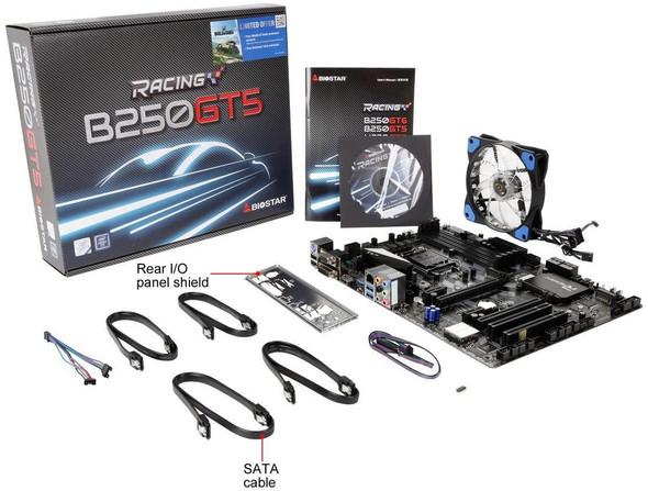 Biostar Motherboard | B250GT5