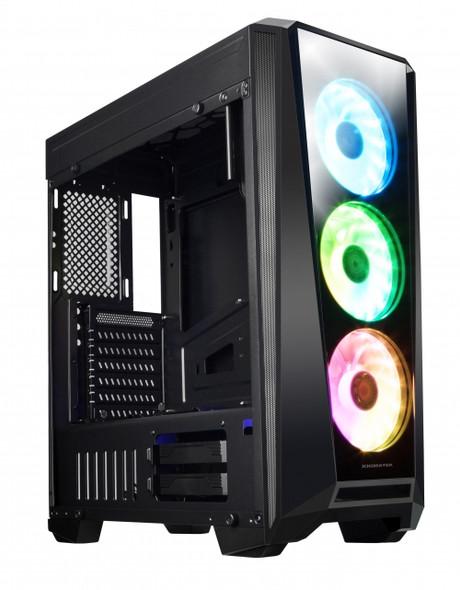 Xigmatek MYSTIC 9 TG Medium Tower Black   EN40735