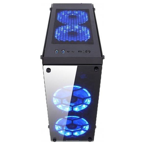 Xigmatek Prospect Black Mid Tower Gaming Case | EN9344 (XI000014)