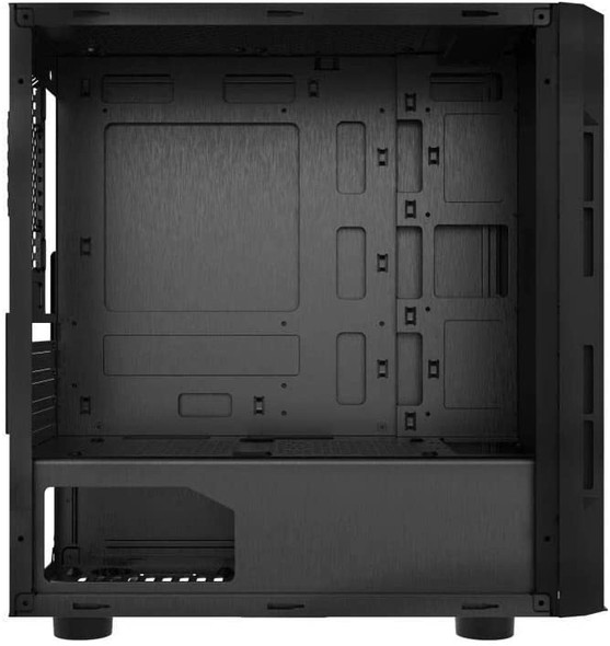 XIGMATEK Nemesis M Black - Mini Tower - Micro ATX Format   EN42180