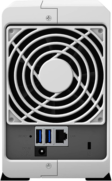 Synology 2 bay NAS DiskStation DS220J (Diskless)