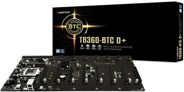 Biostar Motherboard | TB360BTC D+