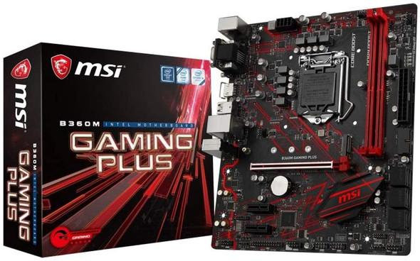MSI B360M GAMING PLUS motherboard | 911-7B19-010