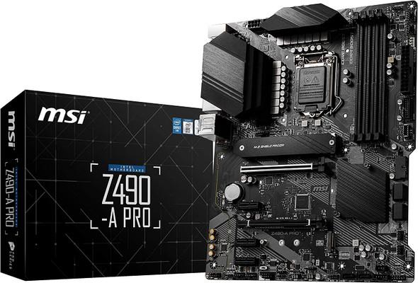 MSI Z490-A PRO Motherboard | 911-7C75-022