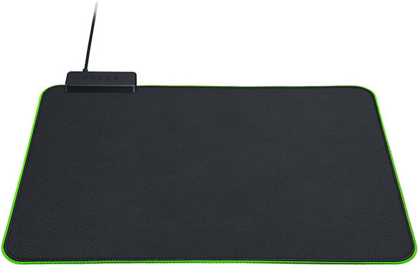Razer Goliathus Chroma Soft Gaming Mouse Mat with Micro-Textured Cloth Surface, Optimized for All Sensitivity Settings and Sensors, RGB Chroma Enabled | RZ02-02500100-R3M1
