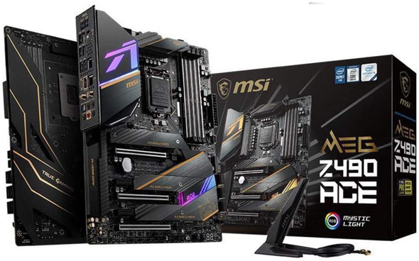 MSI MAG Z490 ACE Motherboard | 911-7C71-005