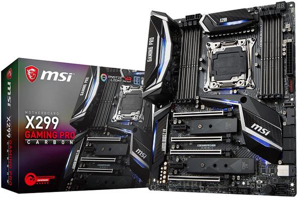 MSI X299 PRO Motherboard | 911-7B94-010