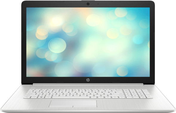 HP 17-BY3676 Core™ i7-1065G7 1.3GHz 512GB SSD 8GB 17.3″ (1366×768) TOUCHSCREEN DVD-RW BT WIN10 Webcam NATURAL SILVER Backlit Keyboard| 9VE02UAR#ABA