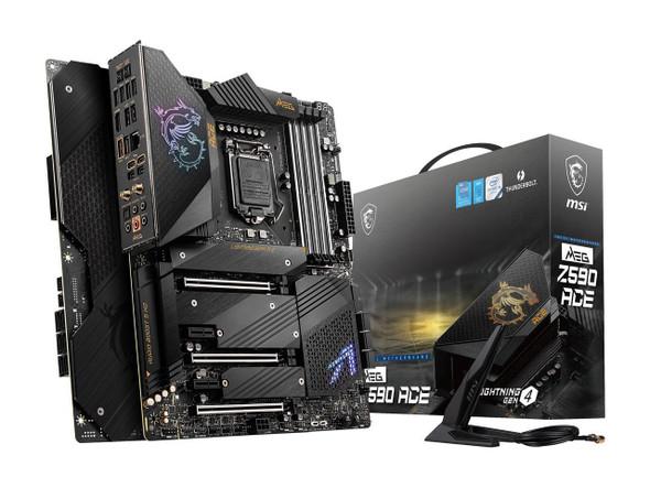 MSI MEG Z590 ACE Motherboard   911-7D04-002