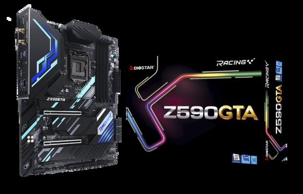 Biostar Z590GTA Motherboard   Z590GTA