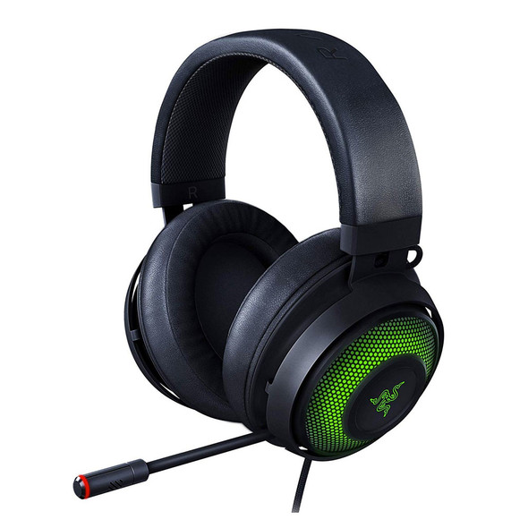 RAZER KRAKEN ULTIMATE-USB SURROUND SOUND HEADSET | RAZ0403180100R3M1