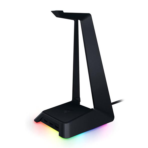 RAZER BASE STATION CHROMA HEADSET STAND W/USB | RAZ2101190100R3M1
