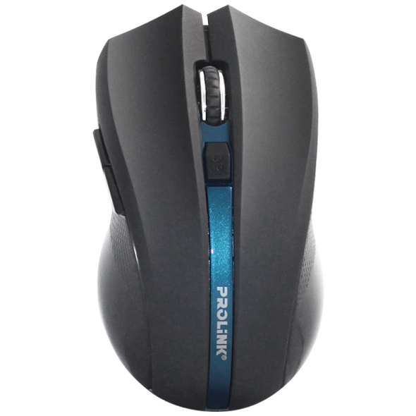 PROLINK WIRELESS NANO OPTICAL MOUSE 2.4GHZ 1600DPI/6 BUTTONS | PMW6005
