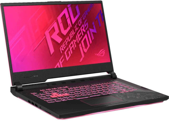 "ASUS ROG Strix G15 Gaming and Entertainment Laptop (Intel i7-10750H 6-Core, 16GB RAM, 512GB m.2 SATA SSD, GTX 1650 Ti, 15.6 ""Full HD (1920x1080), WiFi, Bluetooth, Win 10 Pro) 