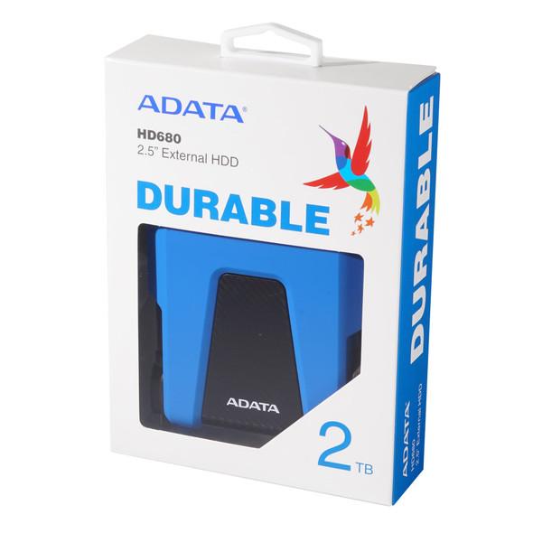 ADATA HD680 2TB USB 3.1   AHD6802T