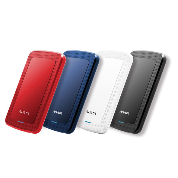 "ADATA HV300 2.5"" EXTERNAL HDD 4TB SLIM COLORED 
