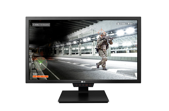 LG LED SCREEN 24GM79G 24 inch 144Hz/1ms Gaming Monitor