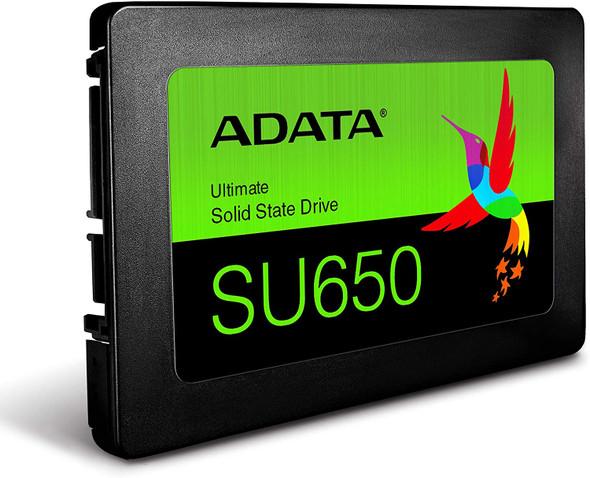 "ADATA SU650 120GB SSD SATA 3 2.5"" | ASU650SS120GT"
