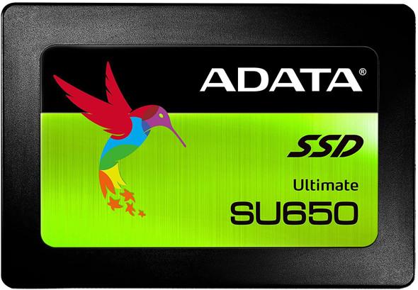 "ADATA SU650 240GB SATA SSD 2.5"" | ASU650SS240GT"