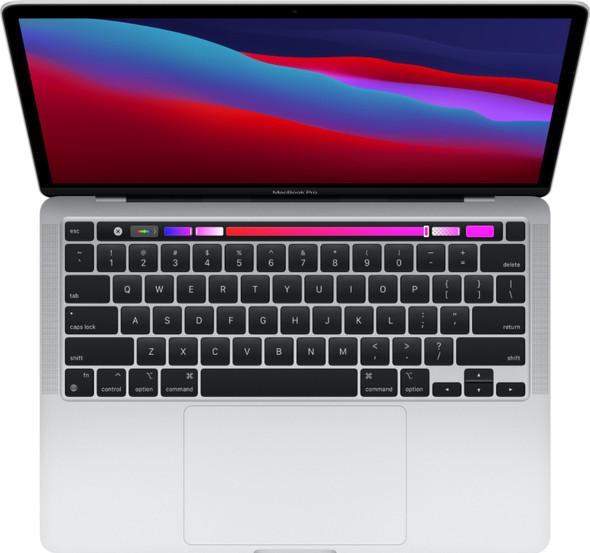 "MacBook Pro | MYDA2LL/A | 13.3"" Laptop - Apple M1 chip - 8GB Memory - 256GB SSD (Latest Model) - SLIVER (194252166857)"
